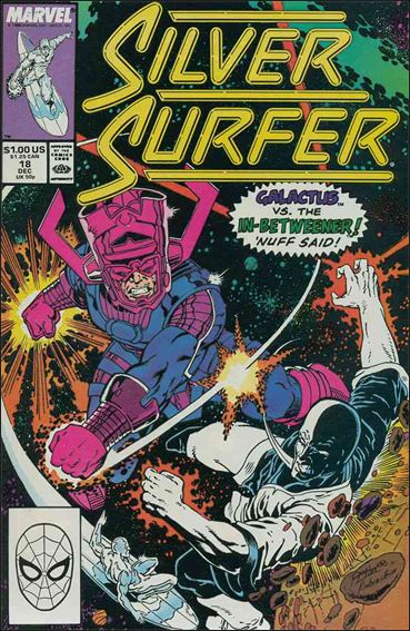 Silver Surfer (1987) 18-A by Marvel