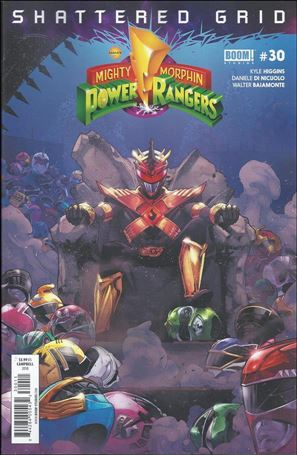 Mighty Morphin Power Rangers 30-A