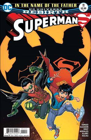 Superman (2016) 11-A