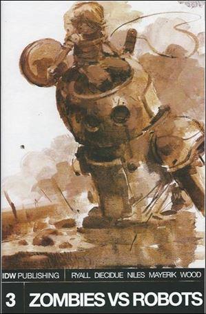 Zombies vs Robots (2015) 3-A