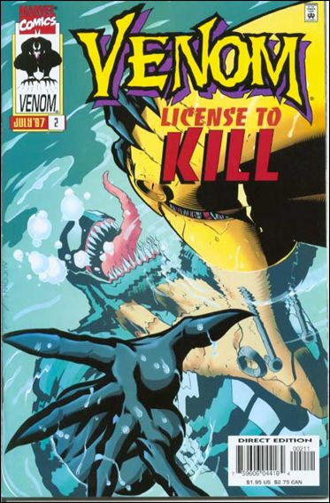 Venom: License to Kill 2-A by Marvel