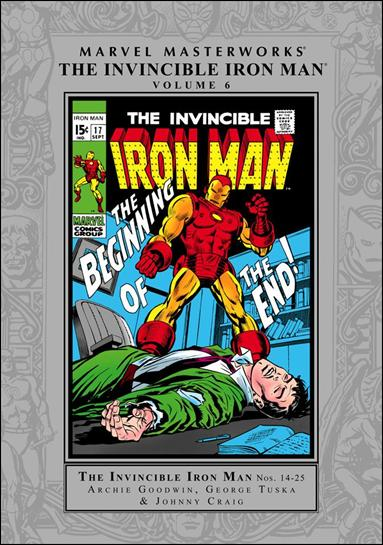 Marvel Masterworks: The Invincible Iron Man 6-A by Marvel