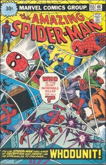 Amazing Spider-Man (1963) 155-B by Marvel
