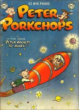 Peter Porkchops 6-A