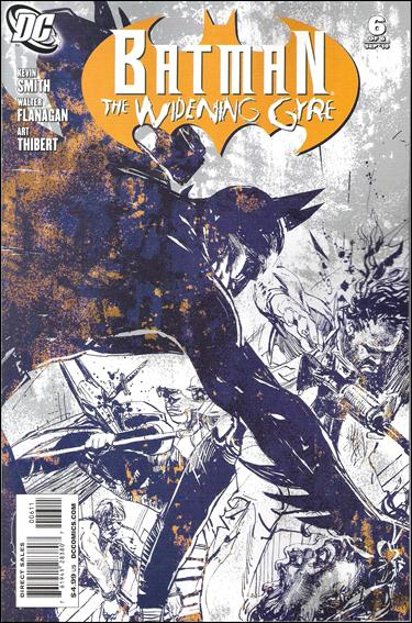 Batman: The Widening Gyre 6-A by DC