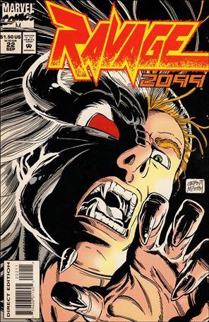 Ravage 2099 22-A