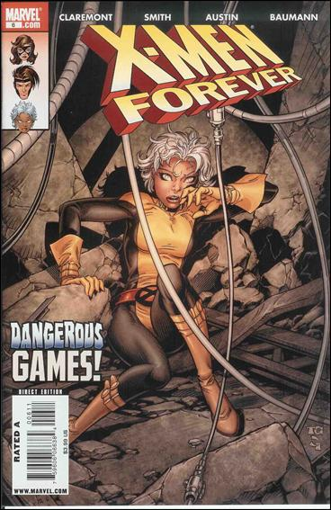 X-Men Forever (2009) 6-A by Marvel