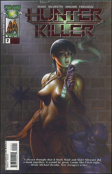 Hunter-Killer 2-C by Top Cow