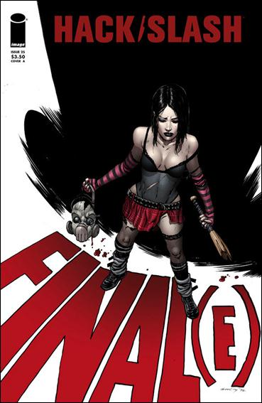 Hack/Slash (2011) 25-A by Image