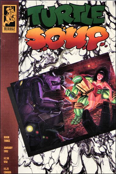 Turtle Soup (1991) 3-A by Mirage