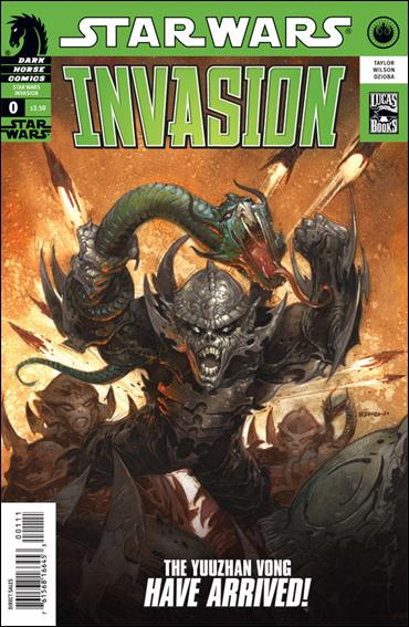 Star Wars: Invasion 0-A by Dark Horse
