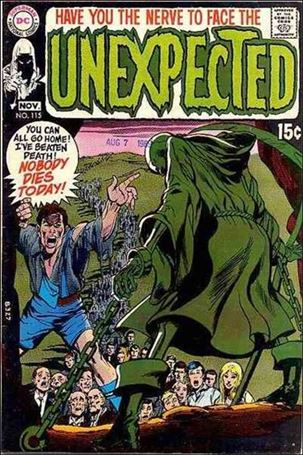 Unexpected (1968) 115-A