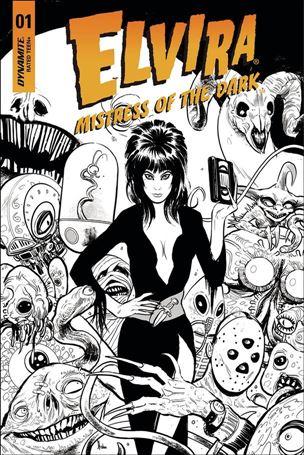 Elvira, Mistress of the Dark (2018) 1-I
