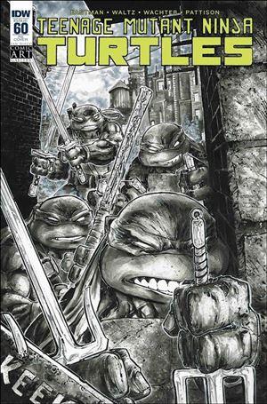 Teenage Mutant Ninja Turtles (2011) 60-E