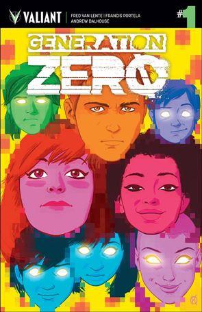 Generation Zero 1-F