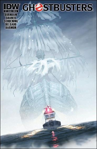Ghostbusters (2013) 7-A by IDW