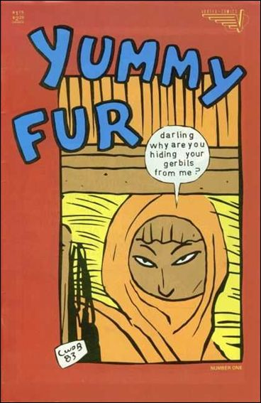 Yummy Fur 1-A by Drawn and Quarterly