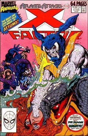 X-Factor Annual 4-A