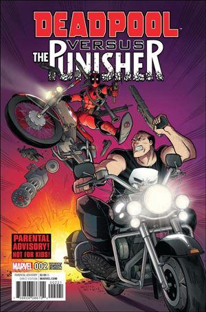 Deadpool vs the Punisher 2-B