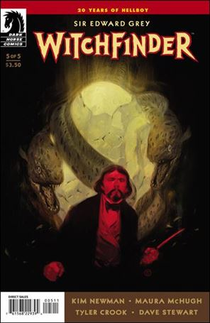 Witchfinder: The Mysteries of Unland 5-A