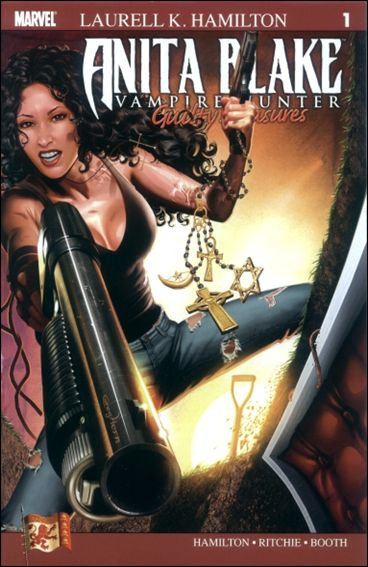 Anita Blake, Vampire Hunter - Guilty Pleasures 1-B by Marvel