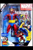 Marvel Universe: Gigantic Battles (2-Packs) Iron Man with Goliath (Red and Blue Costume)
