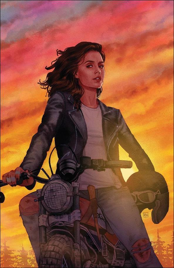 Buffy the Vampire Slayer: Faith 1-B by Boom! Studios