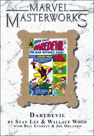 Marvel Masterworks: Daredevil 1-B by Marvel