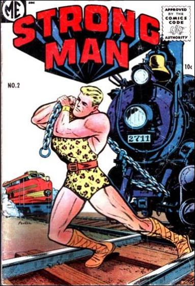 A-1 Comics 132-A by Magazine Enterprises