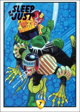 Judge Dredd: The Epics (Sleep of the Just Subset) 7-A