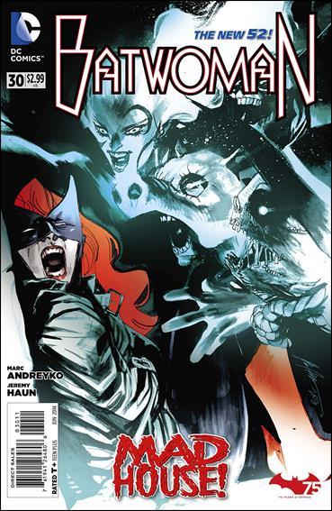 Batwoman (2011) 30-A by DC