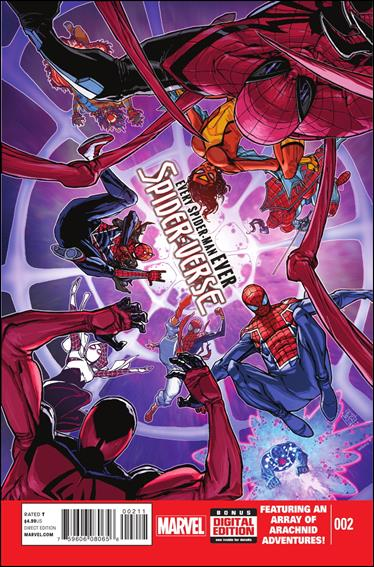 Spider-Verse (2015/01) 2-A by Marvel