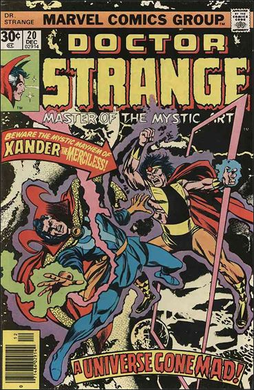 Doctor Strange (1974) 20-A by Marvel