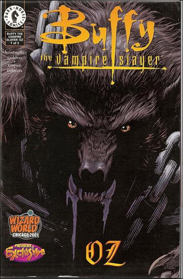 Buffy the Vampire Slayer: Oz 1-E by Dark Horse