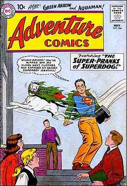 Adventure Comics (1938) 266-A by DC