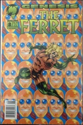 Ferret (1993) 8-B by Malibu