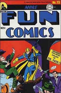 More Fun Comics 73-A by DC