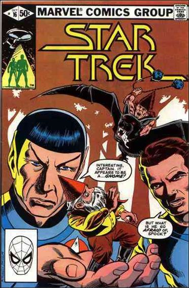 Star Trek (1980) 16-A by Marvel