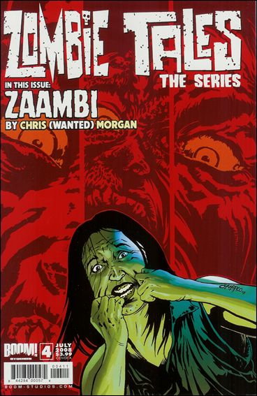 Zombie Tales The Series 4-A by Boom! Studios