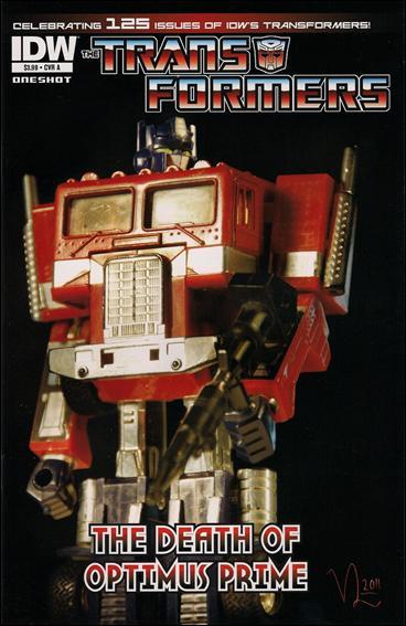 Transformers: Death of Optimus Prime nn-A by IDW