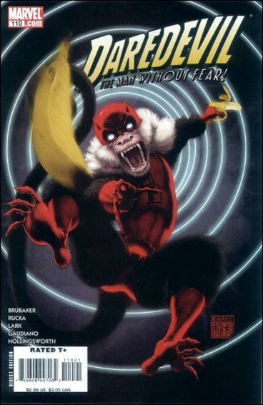 Daredevil (1998) 110-B by Marvel