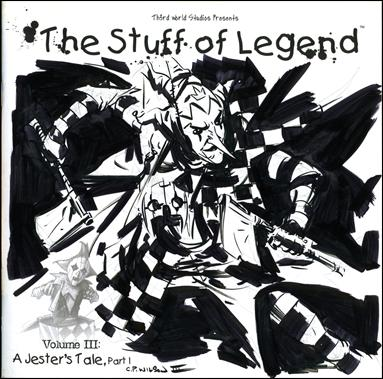 Stuff of Legend (2011) 1-C by Th3rd World Studios