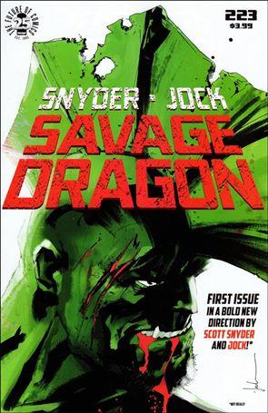 Savage Dragon (1993) 223-B