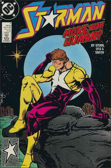Starman (1988) 7-A by DC