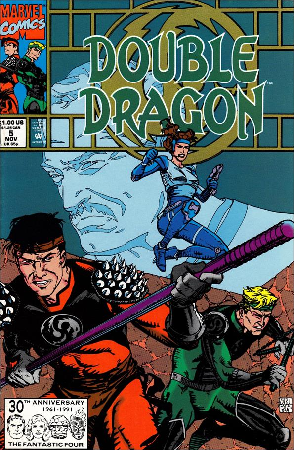 Double Dragon 5-A by Marvel