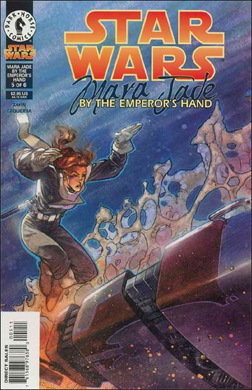 Star Wars: Mara Jade 5-A by Dark Horse