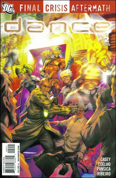 Final Crisis Aftermath: Dance 2-A by DC