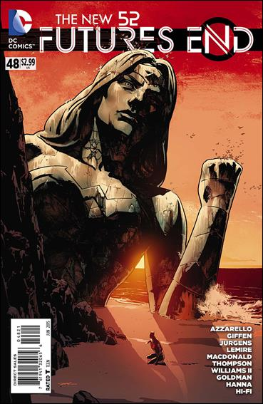 New 52: Futures End  48-B by DC