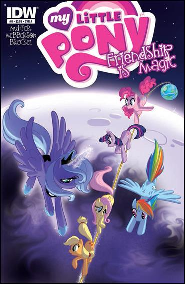 My Little Pony: Friendship is Magic 6-A by IDW