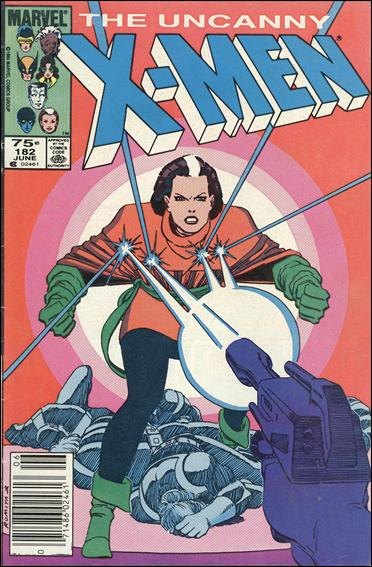 Uncanny X-Men (1981) 182-B by Marvel